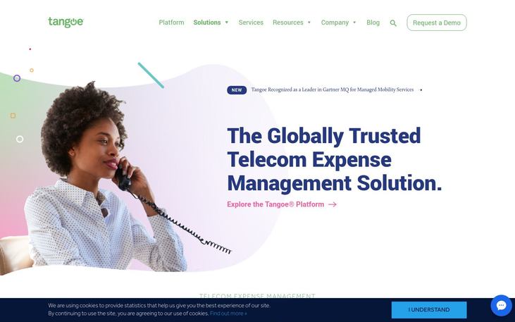 Tangoe - Telecom Expense Management Software
