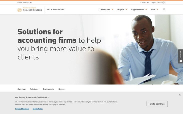 Thomson Reuters - Accounting Practice Management Software