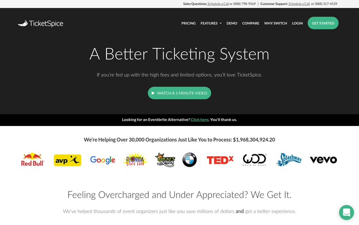 TicketSpice - Event Ticketing Software