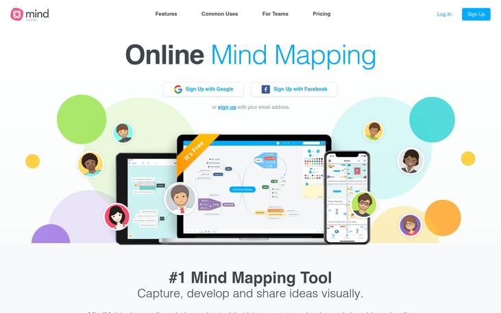 MindMeister - Mind Mapping Software