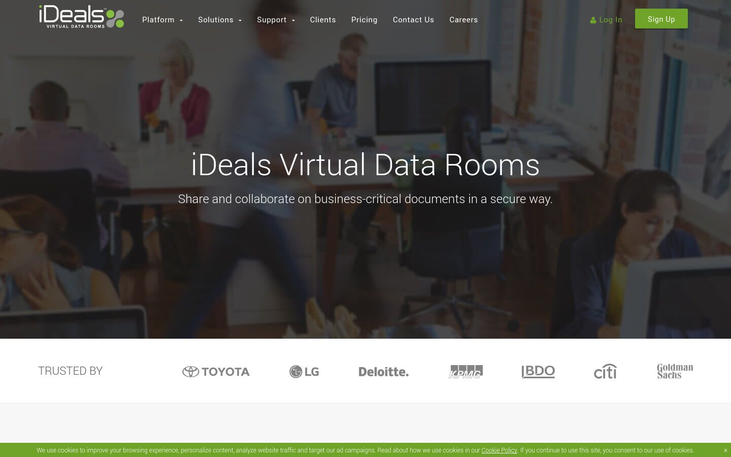 iDeals Virtual Data Room