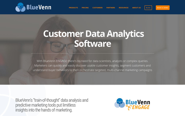 BlueVenn - Customer Analytics Software