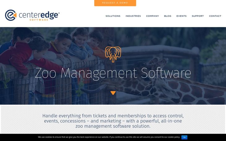 CenterEdge - Zoo Software