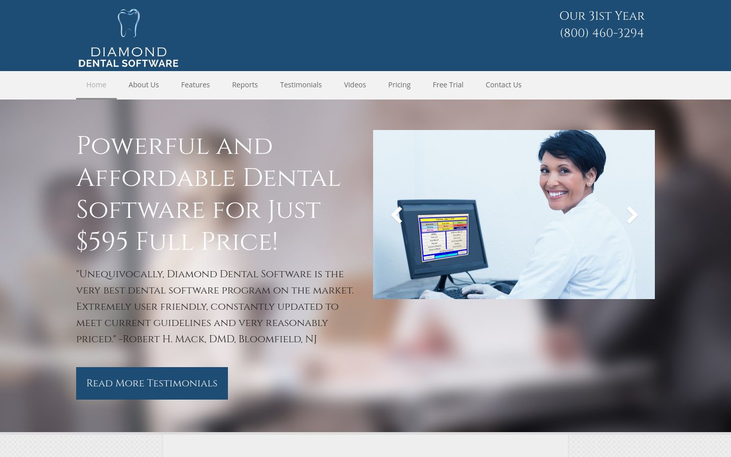 Diamond Dental Software