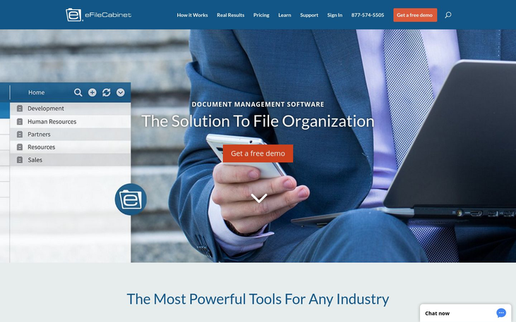 eFileCabinet - File Organizer Software