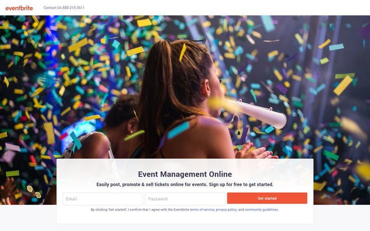 Eventbrite - Event Management Software