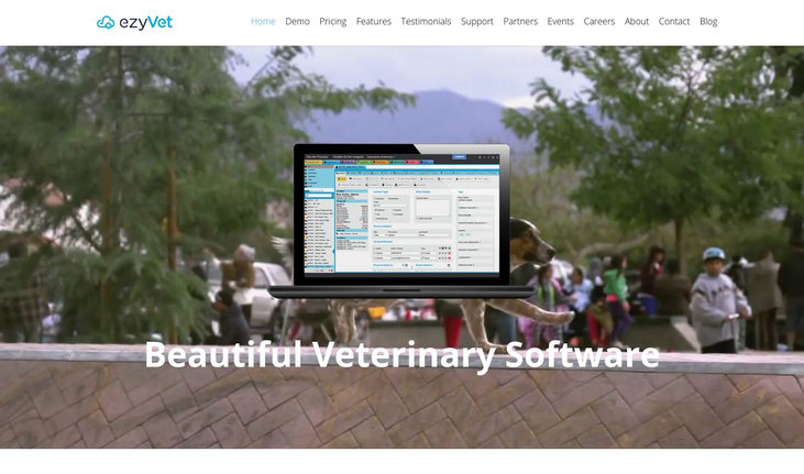 ezyVet - Veterinary Software