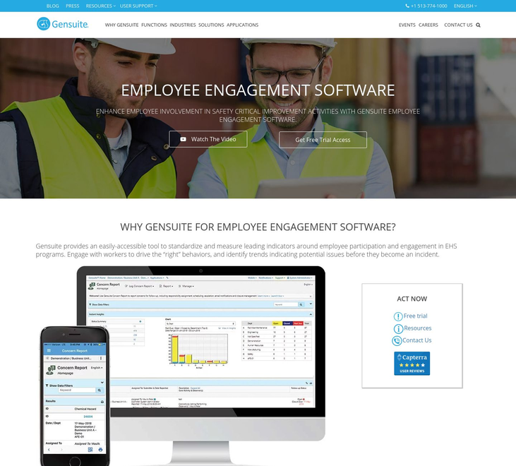 Gensuite - Employee Engagement Software
