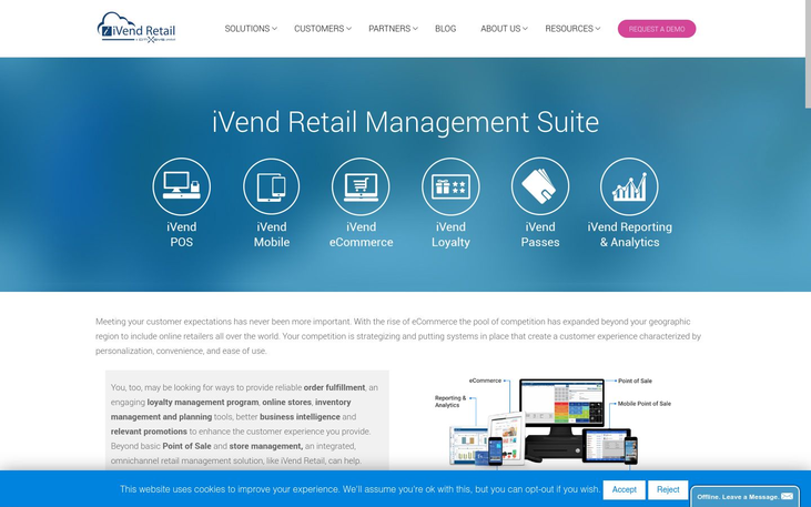 iVend - Retail Management Software