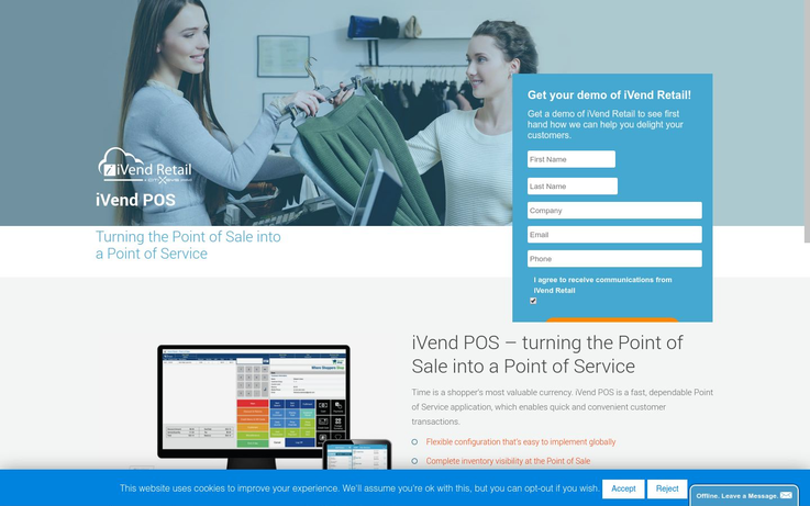 iVend - Point Of Sale Software