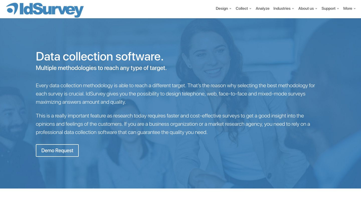 IdSurvey - Data Collection Software