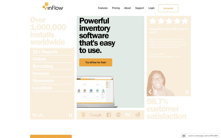 inFlow - Inventory Management Software