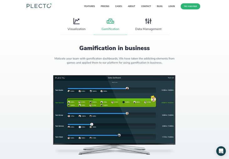 Plecto - Gamification Software
