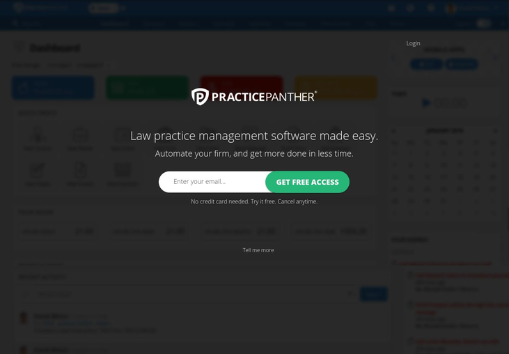 PracticePanther - Law Practice Management Software
