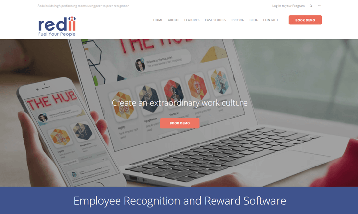 Redii - Employee Recognition Software