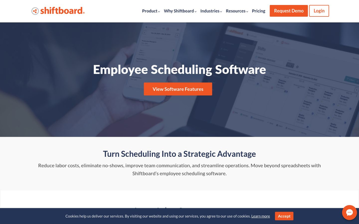 Shiftboard - Employee Scheduling Software