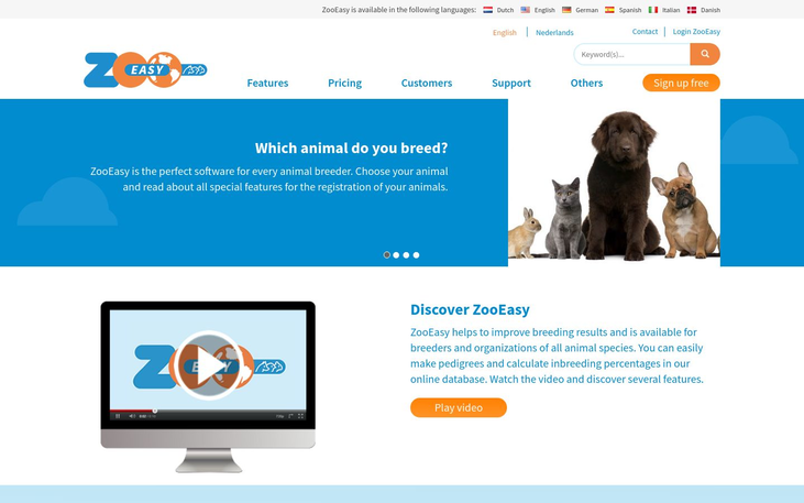 ZooEasy - Zoo Software