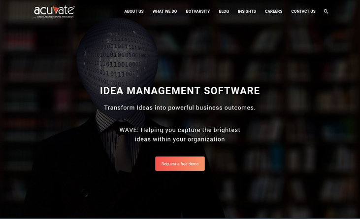 Acuvate - Idea Management Software