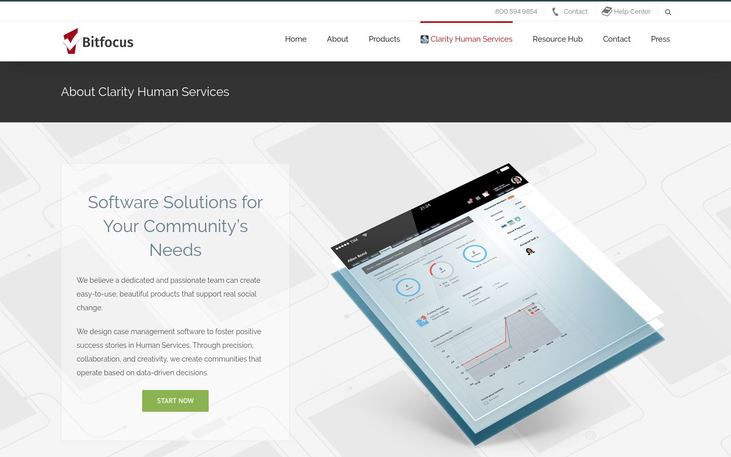 Clarity - Human Services Software