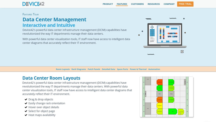 Device42 - Data Center Management Software