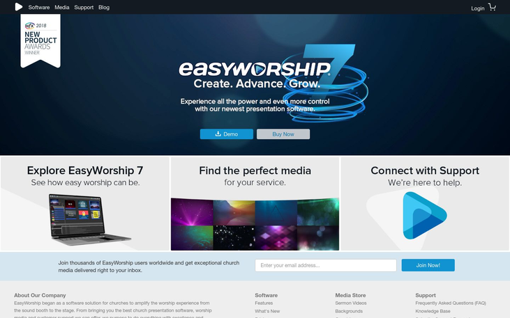 EasyWorship - Church Presentation Software