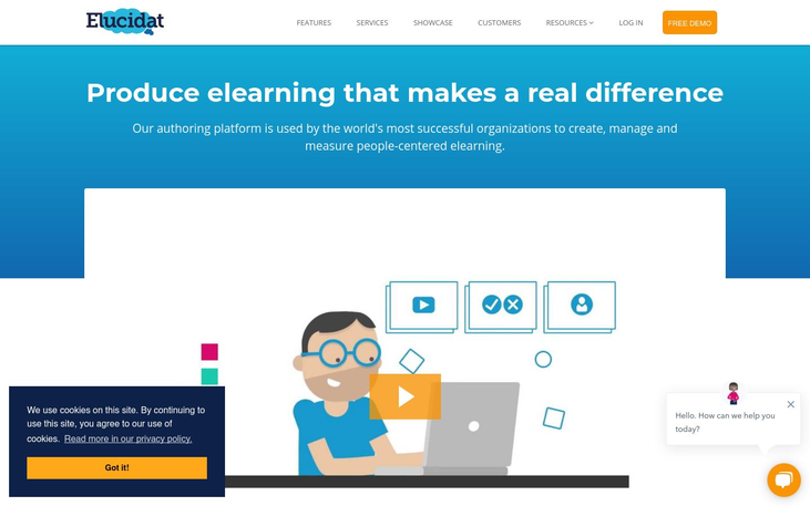 Elucidat - eLearning Authoring Software