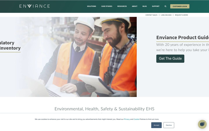 Enviance - Ehs Management Software