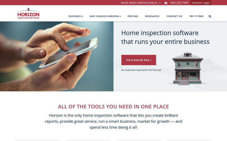 Horizon - Home Inspection Software