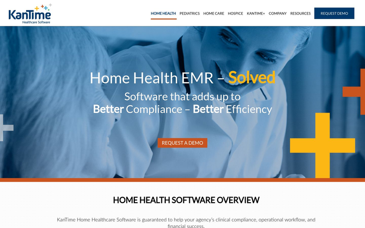 KanTime Home Healthcare Software