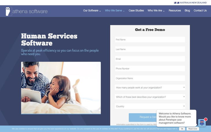 Penelope - Human Services Software