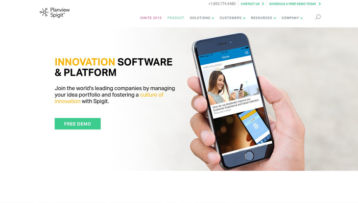 Spigit - Innovation Software