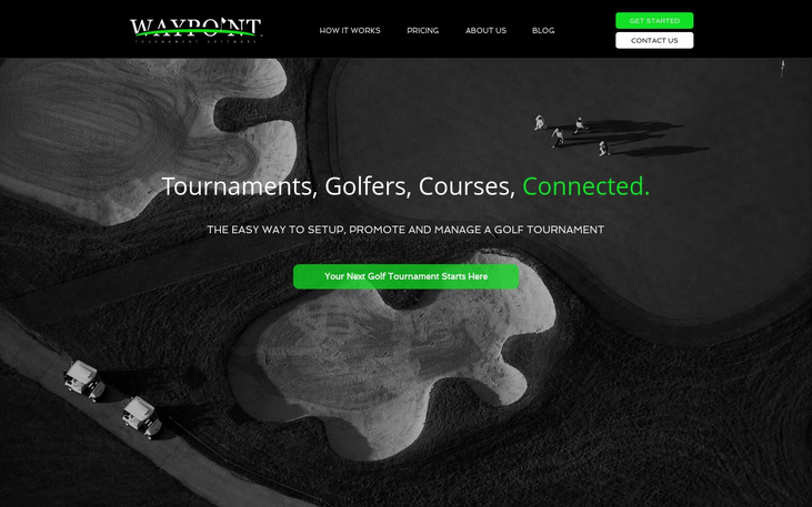 WayPoint - Golf Course Software