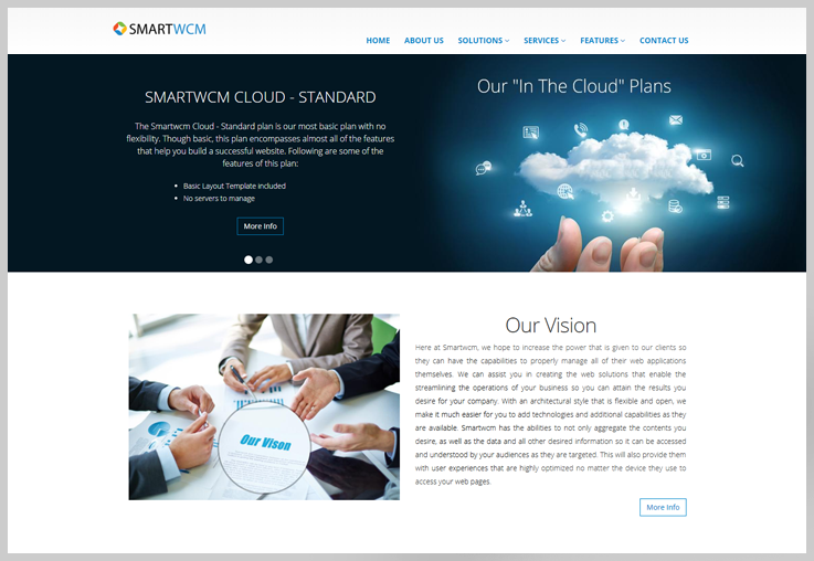 Smartwcm - Content Management Software