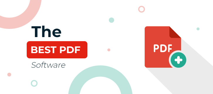 The Best PDF Software