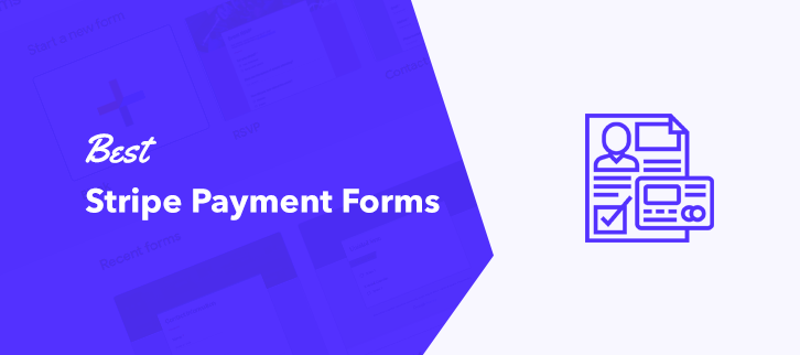 Best Stripe Payment Forms