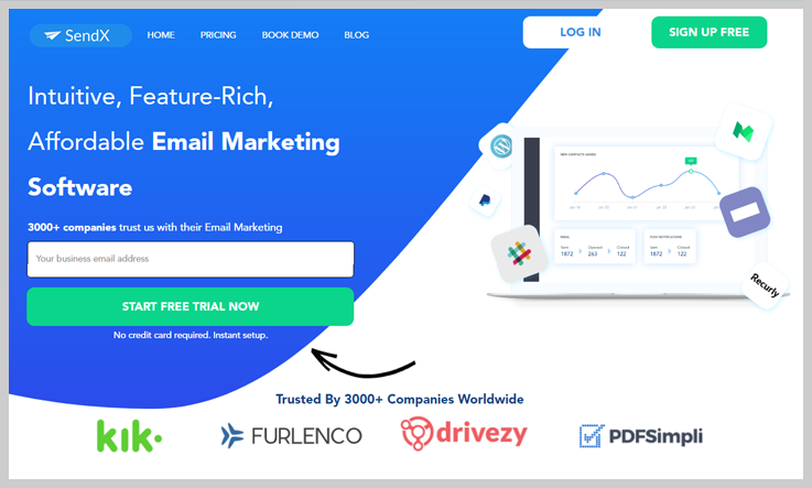 SendX -  Email Marketing Software