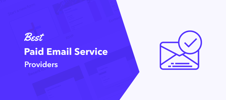 Paid Email Service Providers