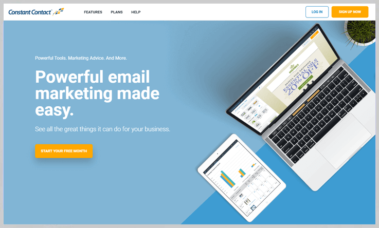 Constant Contact - Email Marketing With An Edge