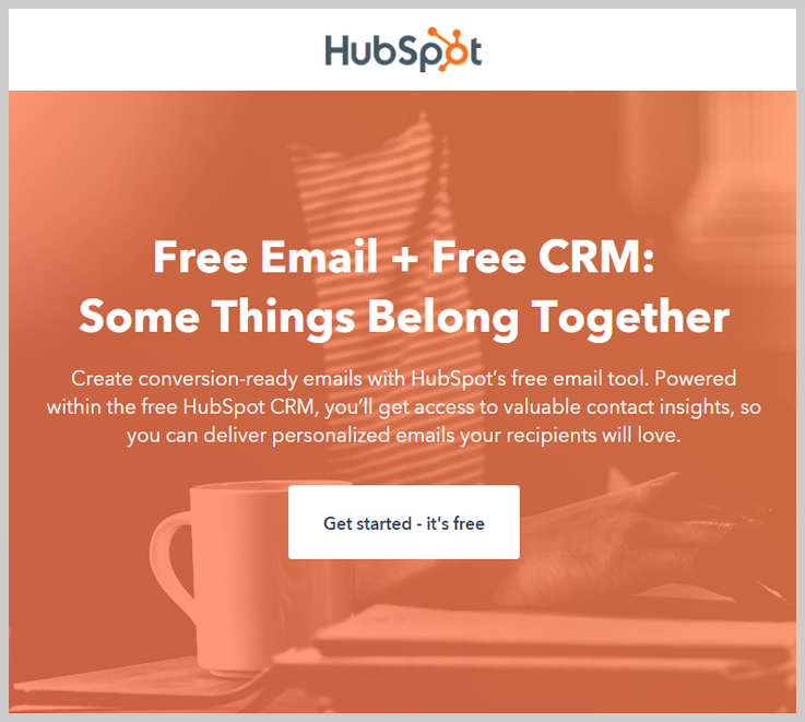 HubSpot - Full Electronic Marketing Box At Your Door Step