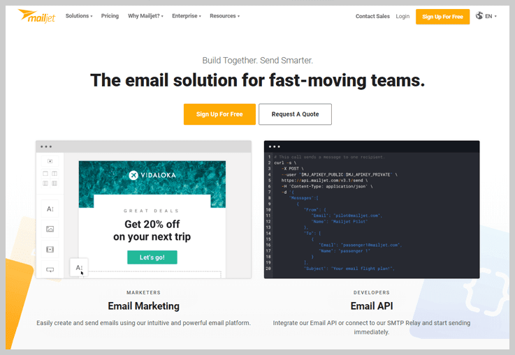 Mailjet - Email Marketing With An Edge