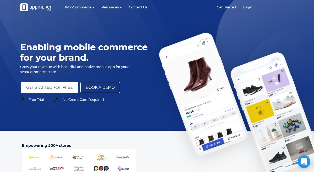 Appmaker WooCommerce