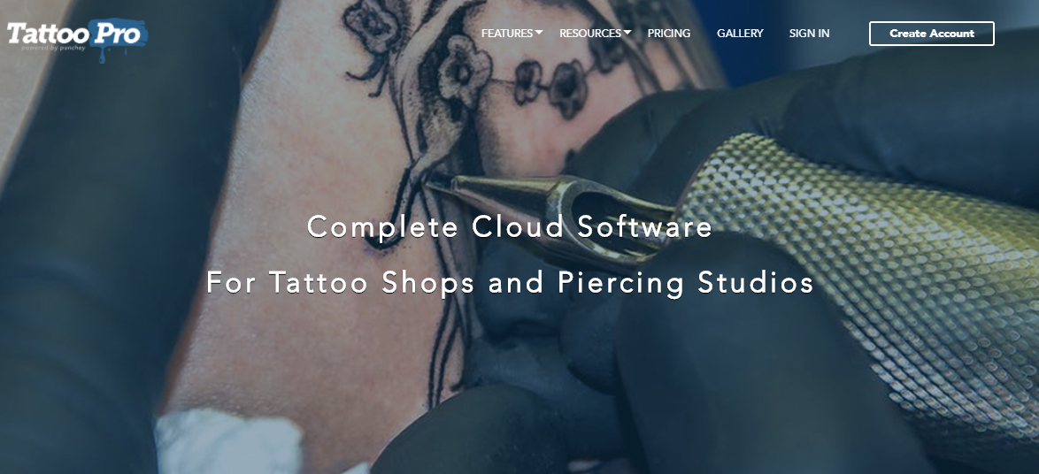 TattooPro-software