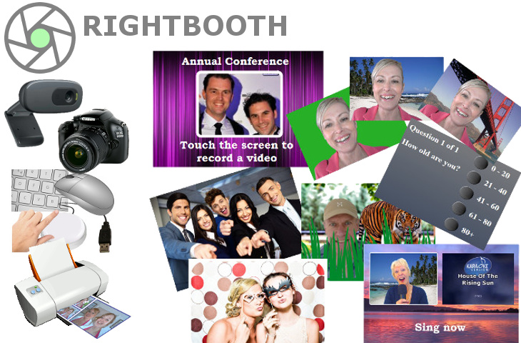 Rightbooth Software