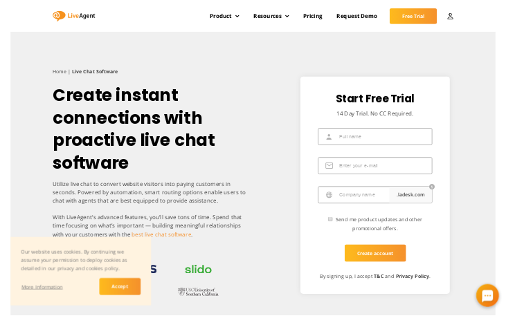 LiveAgent-  Live Chat Software - Live Chat Software