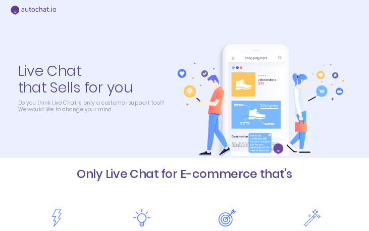 Autochat - Live Chat Software