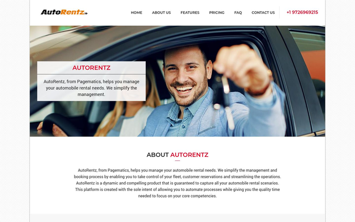 Autorentz - Fleet Management Software