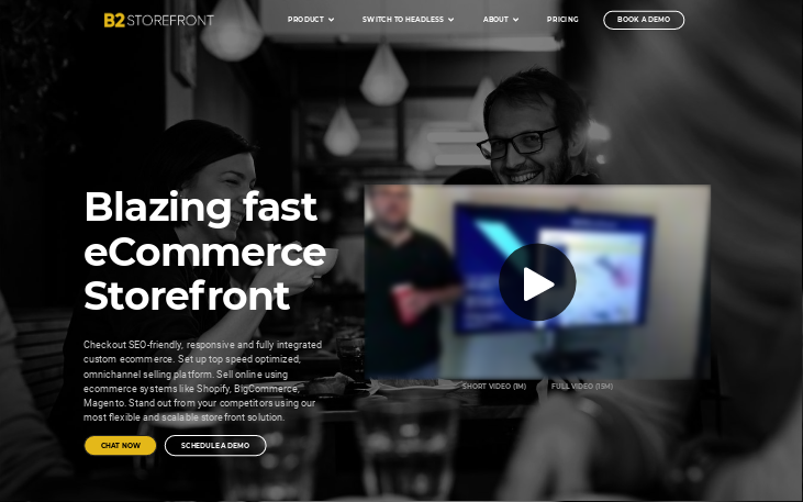 B2Storefront - Ecommerce Software