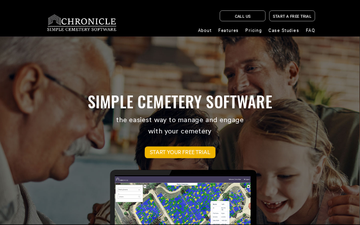 Chronicle - Cemetery Management Software