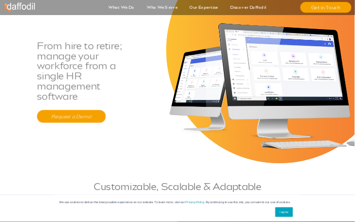Daffodil HRMS - Human Resource Software