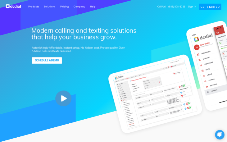 DCDial - Call Center Software